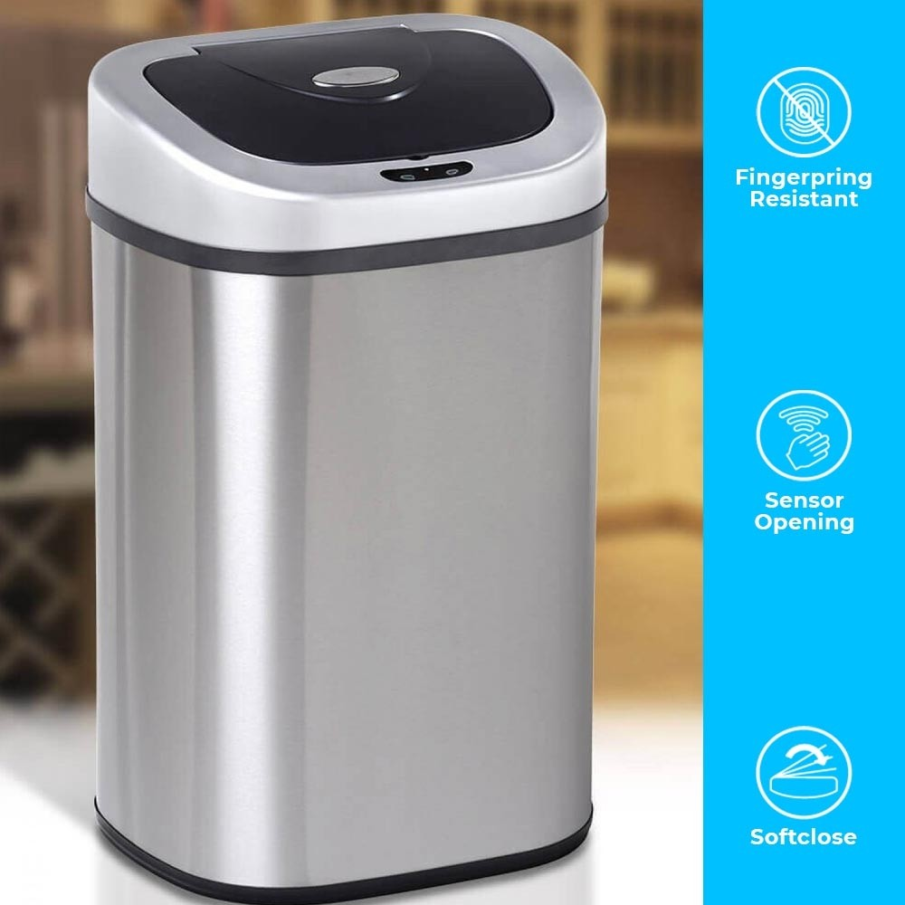 80L RECYCLING BINS FOR KITCHEN