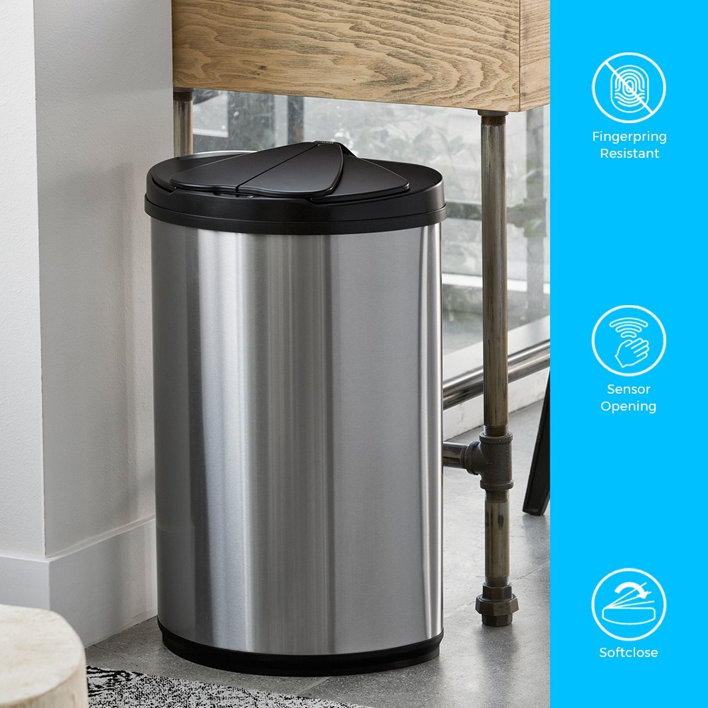 The best trash bins with some amazing features and an awesome design