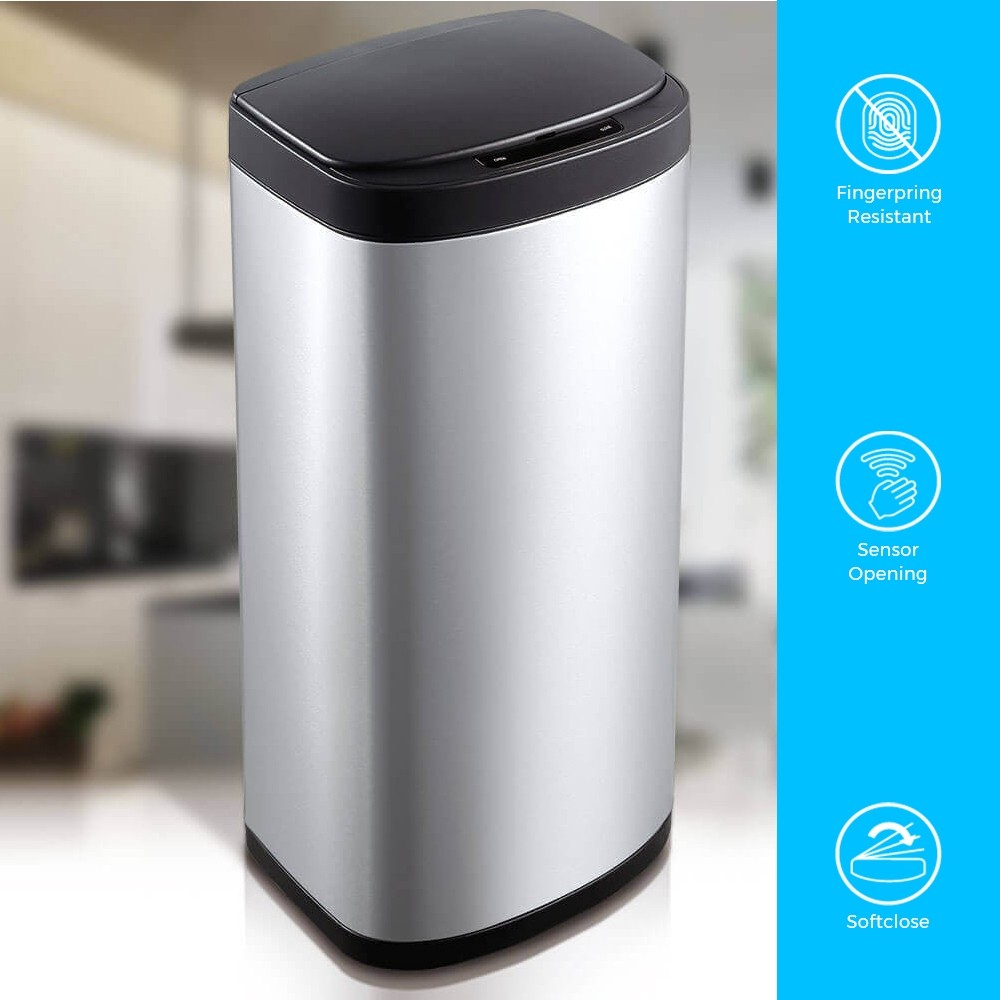 DARA 35 LITRE AUTOBIN - SPACE SAVING